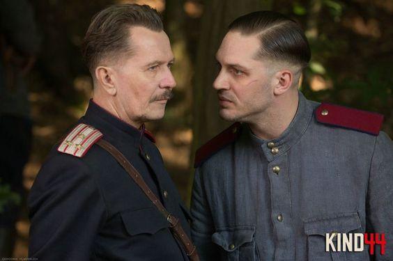 """Seht Gary Oldman und Tom Hardy in """"KIND44"""". Ab dem 04.06.2015 im Kino! #kind44 #TomHardy #kino"""