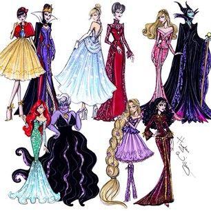 Hayden Williams Disney Princess Vs Villains Collection
