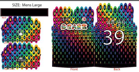 Sports Apparel sublimation t-shirt /highlight custom all over sublimation t shirt / 100% Polyester Sublimation Tee Shirt