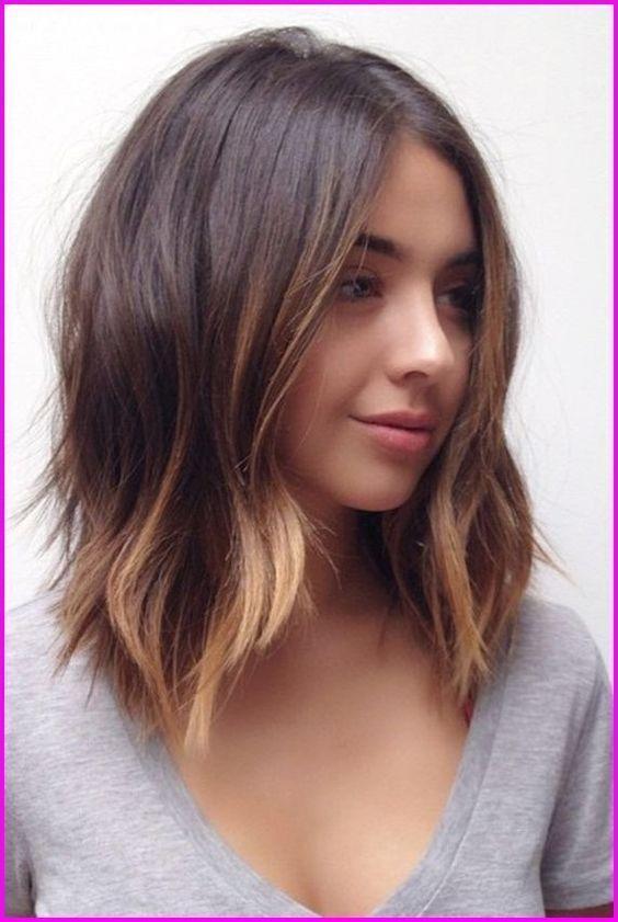 Schulterlang Frisuren Teenager Madchen In 2020 Haarschnitt Mittellange Haare Frisuren Einfach Frisuren Schulterlang