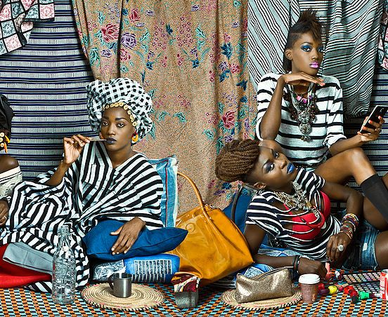 Omar Victor Diop Photographer Fine Art Fashion: