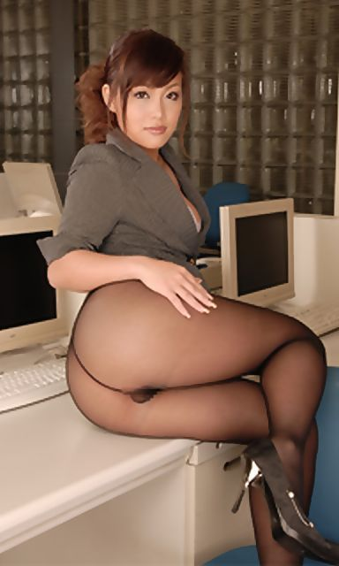 Asian Pantyhose Fetish With 50