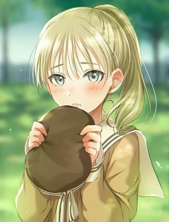 Pin On Anime Art ɓishouʝo Beautiful Girls