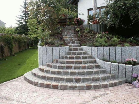 granit palisaden palisaden pinterest. Black Bedroom Furniture Sets. Home Design Ideas