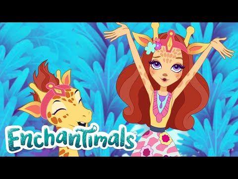 Enchantimals Espanol Cuentos De Everwilde Trajo La Granja Dibujos Animados Para Ninos Youtube Zelda Characters Character Fictional Characters