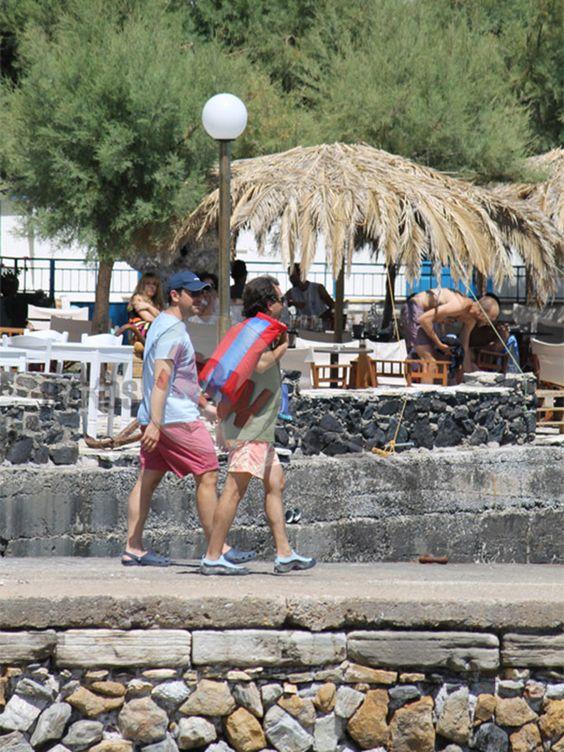 Στη Νάξο για διακοπές ο Αλέξης Τσίπρας