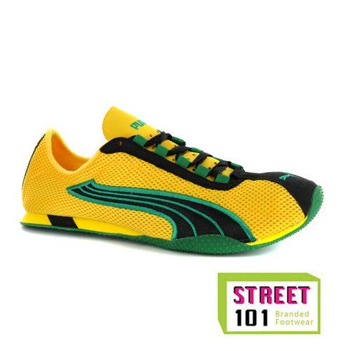 puma h-street rising jamaica | Mens accessories fashion, Puma ...