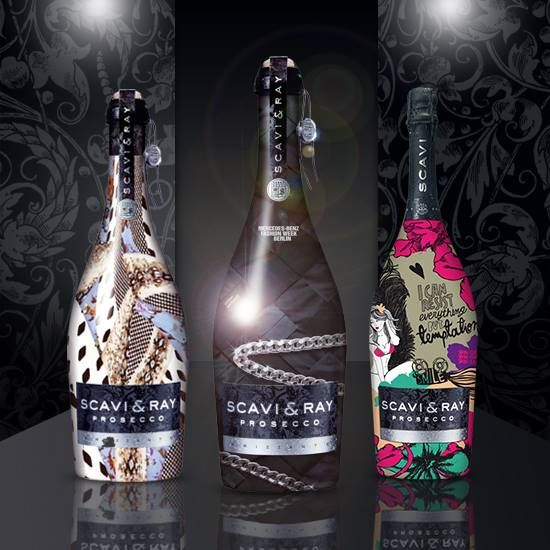 Scavi & Ray #prosecco #fashion edition #bubbels