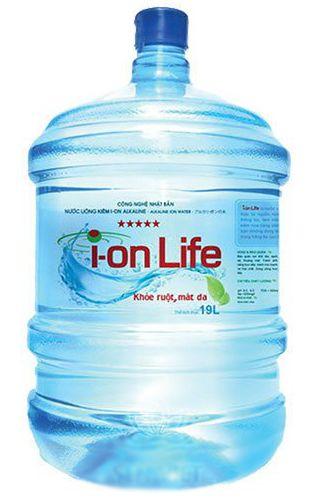 Giao nước bình Ion life gọi có ngay