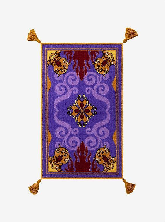 Carpet Flying Carpet Magic Carpet Patterned Carpet
