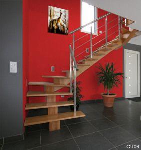 l escalier c est sign avec les escaliers hallou. Black Bedroom Furniture Sets. Home Design Ideas