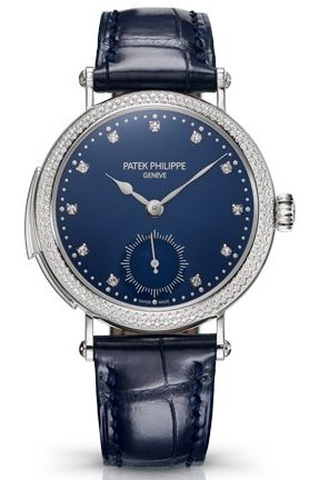Patek Philippe Ladies Minute Repeater Ref. 7000/250 New York 2017 Special Edition