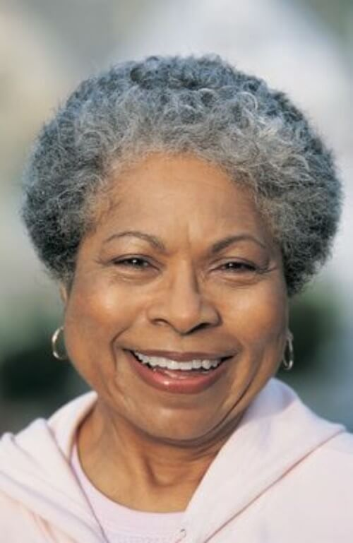 Hairstyles For Black Women Over 60 New Natural Hairstyles Natural Gray Hair Natural Hair Styles Haircut For Older Women