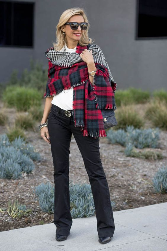 Check out our classic and super chic Reversible Shawl featured on my blog today and part of our SALE! www.jacketsociety.com