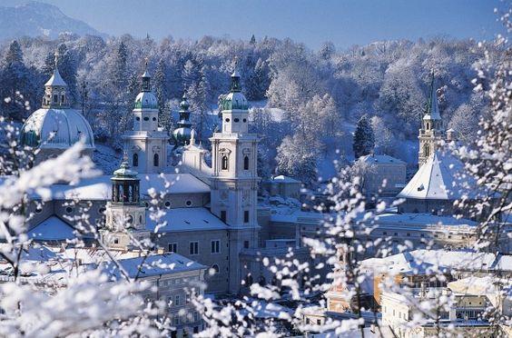 """Image Detail for - Salzburg zim膮 - Czytaj r贸wnie偶: Salzburg - """"Rzym p贸艂nocy ."""