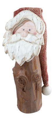 Deko Weihnachtsmann, groß