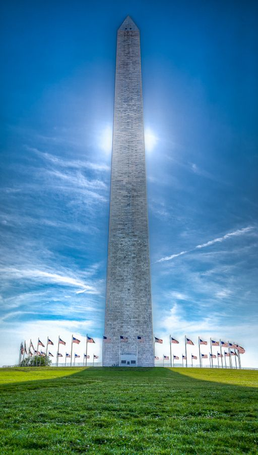 Washington DC Monument, USA