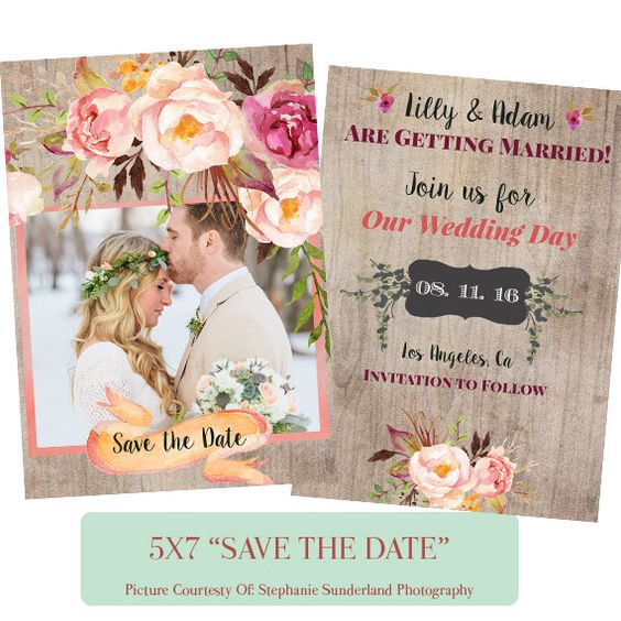 Pinterest the world s catalog of ideas for Electronic save the date templates
