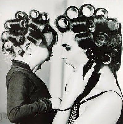 Mom & daughter :)