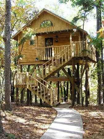 tree house plans for adults   Treehouse Cottages   Campground    tree house plans for adults   Treehouse Cottages   Campground Reviews  Deals   Eureka Springs
