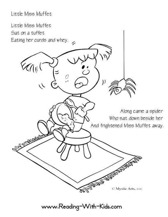 nursery rhymes nurseries and coloring pages on pinterest