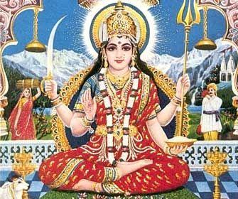 Parvati (ou Mahadevi) ,esposa de Shiva, era a filha das montanhas do Himalaia e irmã do rio Ganges.Com amor,afastou Shiva de seu ascetismo.Representa a unidade de deus e deusa,do homem e da mulher.É nossa Divina Mãe Kundalini,amorosa senhora que é desdobramento do Divino Espírito Santo dentro de nós.Uma,é a deusa dourada,que como uma forma de Parvati reflete manifestações mais brandas de seu marido Shiva.Serve ás vezes de mediadora nos conflitos entre Brahma e os outros deuses.É a Mãe…