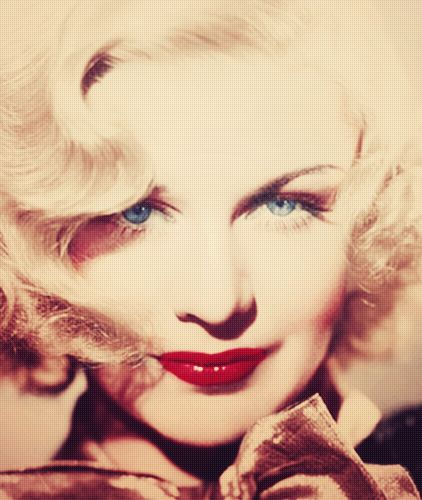 Ginger Rogers ... Fred Astaire's dance partner.: