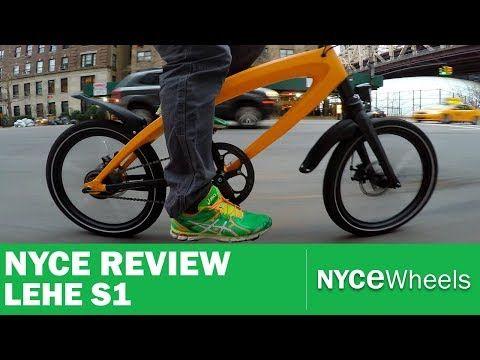 31 Lehe S1 Superlight Electric Bike Review Youtube