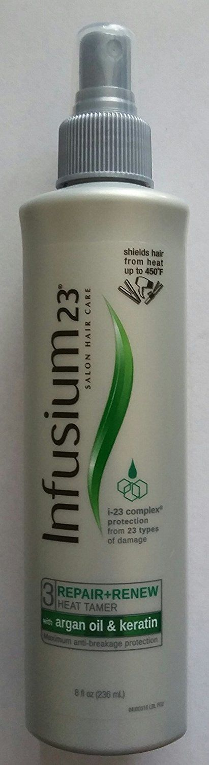 Infusium23 Repair   Renew Heat Tamer 8 fl oz ** Read more reviews of the product by visiting the link on the image.