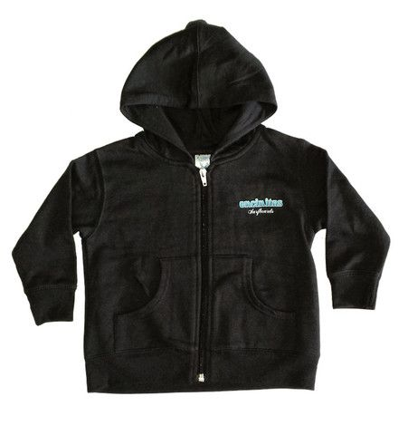 Zip Up Icon Hoody (Baby)