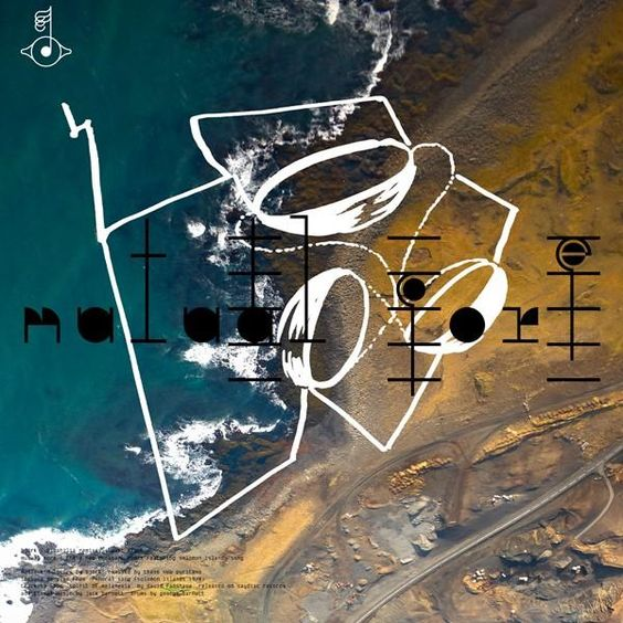 Björk – Mutual Core (single cover art)