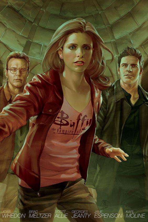 Buffy Season 8 Library Edition HC vol 4 **Buy Whenever wedding stuff is DONE**