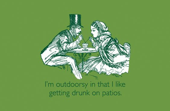 someecards: Outdoorsy - BustedTees