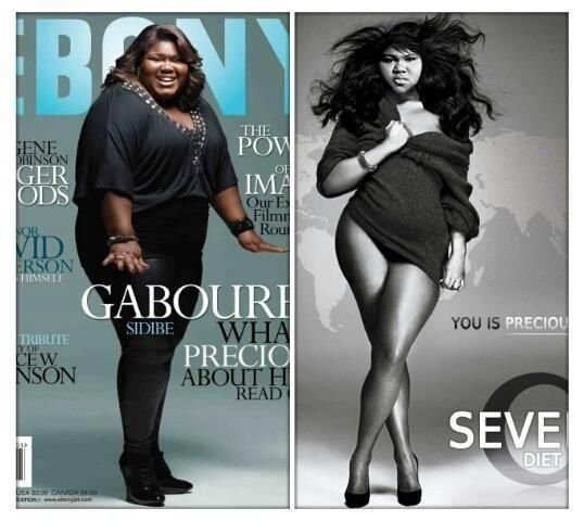 Image result for gabourey sidibe weight loss