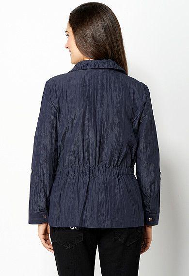 Petite Shine Jacket