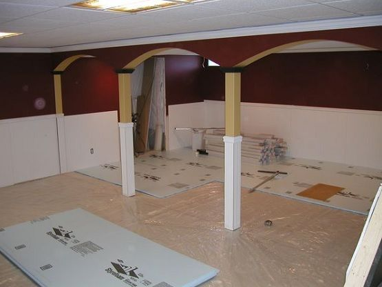 How To Install Insulating Basement Floor Basement Insulation Basement Remodeling Basement Flooring