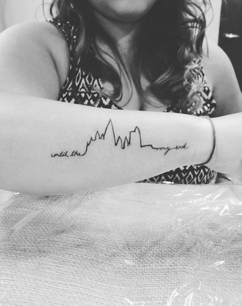 35 Enchanting Harry Potter Tattoos Harry Potter Tattoos Hogwarts Tattoo Hogwarts Castle Tattoo