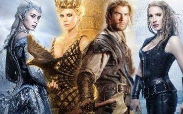 El Cazador y La Reina de Hielo (Trailer y Poster):