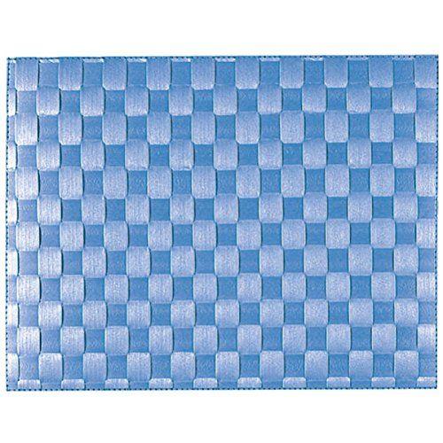 Saleen 01010178101 Placemats Dishwasher Safe Heat Resistant Food Safe Water Resistant Navy Blue Pack Of 12 Heat Resistant Dishwasher Safe Placemats