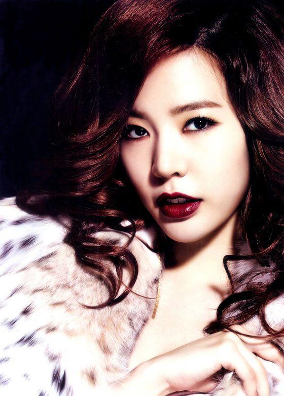 SNSD Sunny Korean InStyle Magazine