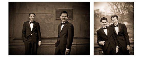 Wedding Day at Bethesda Terrace - Joseph Pessar Photography NYC