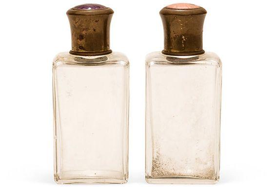 Perfume Bottles, Set of 2 on OneKingsLane.com