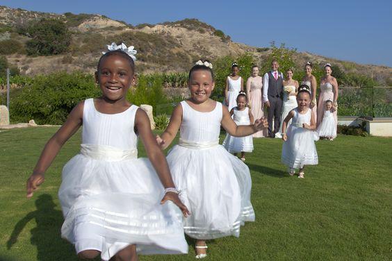 The Runaway Bridesmaids  www.serenity-weddings.com
