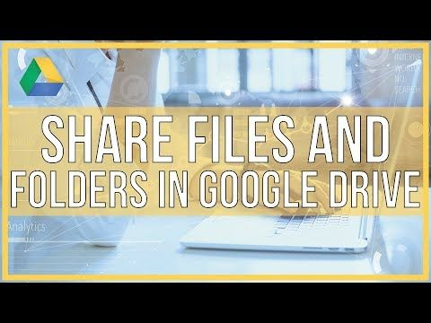 3 How To Share Files And Folders In Google Drive Full Tutorial Youtube Google Drive Youtube Setup Tutorial