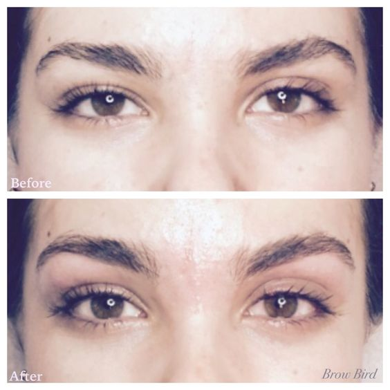 Every hair makes a difference!  Professional shaping can make all the difference!  Brows by Jacqueline (esthetician in Austin, TX) @brow_bird. BrowBird.com