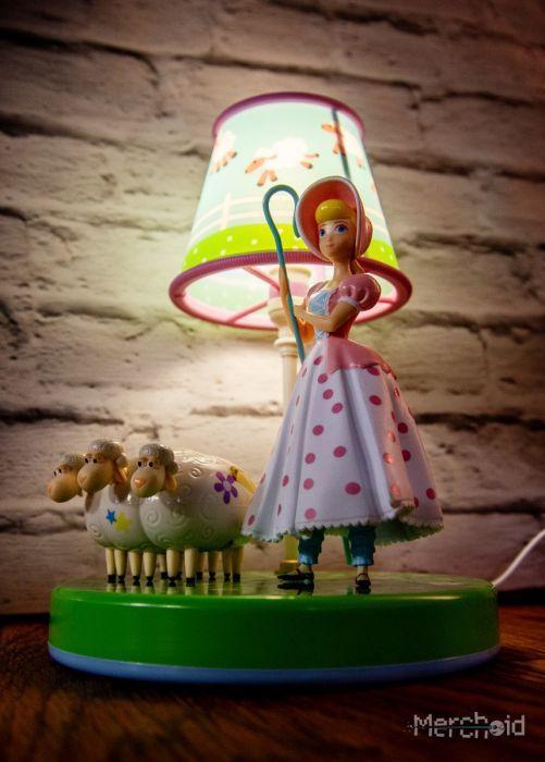 Toy Story Just A Couple Of Blocks Away Bo Peep Lamp In 2020 Disney Gifts Disney Gift Bo Peep
