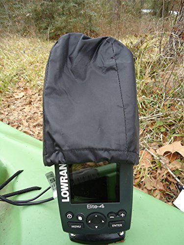 "fishfinder, depth finder sun / rain cover for 4"" models - made, Fish Finder"