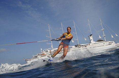 Segelkreuzfahrt mit Club Med2 #ClubMed2 #segelkreuzfahrt #barefoottraveldesign