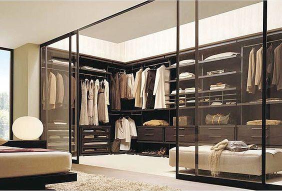 Cabina Armadio a vetri   Home decor   Pinterest   Bedrooms ...