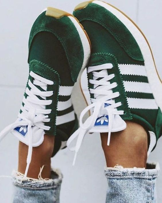 Lace up sneakers Adidas